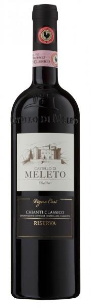 """Castello di Meleto """"Vigna Casi"""" Chianti Classico Riserva DOCG"""