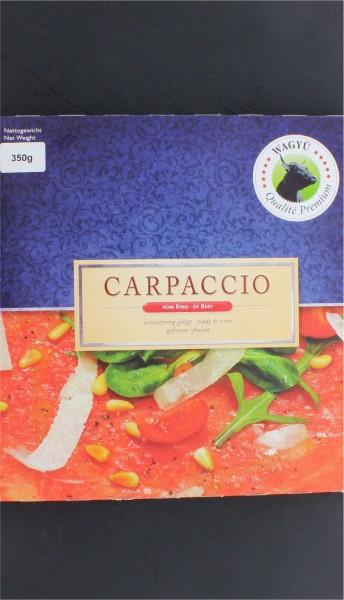 Wagyu Rindercarpaccio tiefgekühlt (5 Portionen)