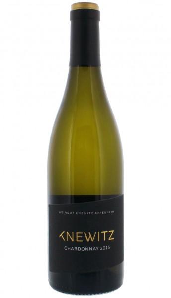 """Weingut Knewitz, Chardonnay """"RKF"""" (Reserve kleines Fass) QbA"""