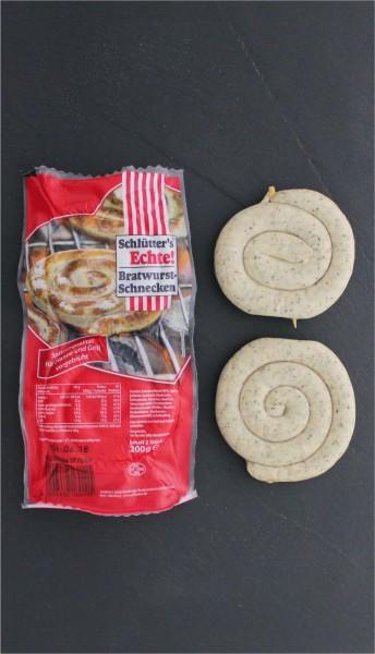 Nürnberger Bratwurst-Schnecke (2 Stück)
