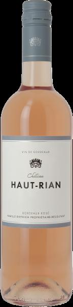 Château Haut Rian Bordeaux Rosé