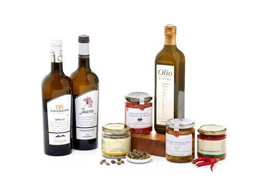 Der Feinschmecker & FrischeParadies: Sizilien Box
