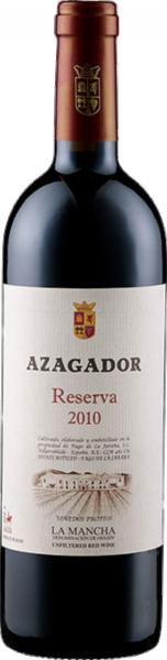 Pago de la Jaraba, Azagador DO Reserva